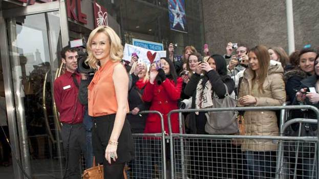She's back! Amanda Holden made her return to Britain's Got Talent at the weekend