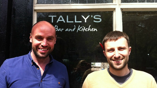 Meet Dundee's pub entrepreneurs aiming to recreate the magic of Tally's