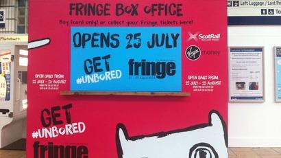 Edinburgh fringe festival box office Assembly Edinburgh Fringe Festival Box Office Festival Box Office Getting To Edinburgh Fringe From Glasgow Travel The Scotsman Edinburgh Fringe Festival Box Office 7 Batteryuscom