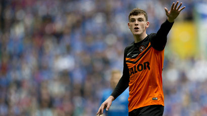 Dundee United could complain to FIFA as Hull City miss Robertson payment