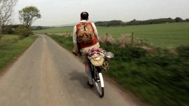 Scottish cyclist's epic 1950s Arctic journey hits big screen