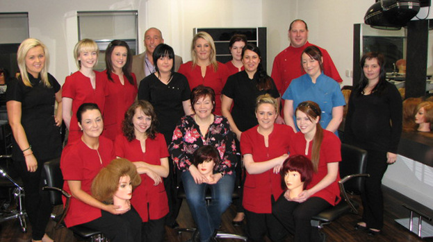 Beauty services open at coatbridge college glasgow for Aberdeen college beauty salon