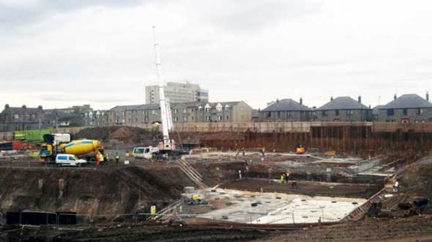 Work Adds New Depth To Olympic Sized Pool Aberdeen North News