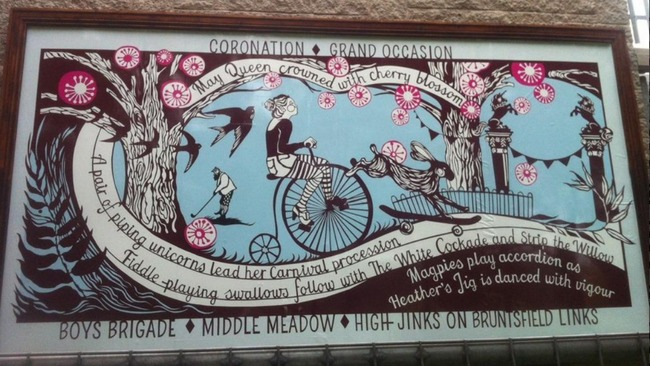 Take a look at the murals brightening up the Meadows