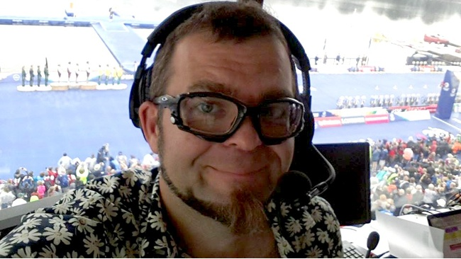 Dram good time for Glasgow 2014 comic turned commentator