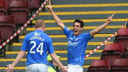 Motherwell 0-1 St Johnstone: Brian Graham grabs winner on Saints debut
