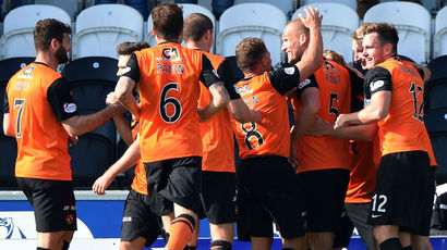 St Mirren 0-3 Dundee Utd: Tangerines heap misery on pointless Buddies