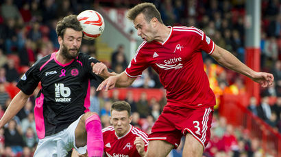 Watch Aberdeen go into international break with win over Partick Thistle