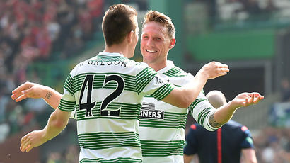 Watch Celtic return to winning ways with 2-1 victory over Aberdeen