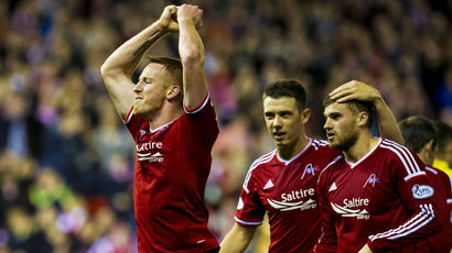 Aberdeen 4-0 Livingston: Rooney hits hat-trick for Dons at Pittodrie