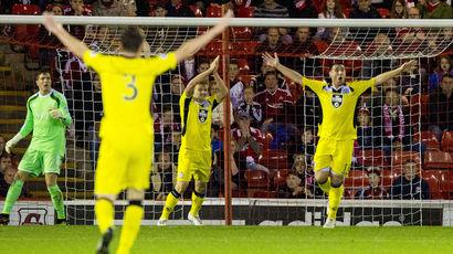 Aberdeen 2-2 St Mirren: Late McLean penalty snatches point for Buddies