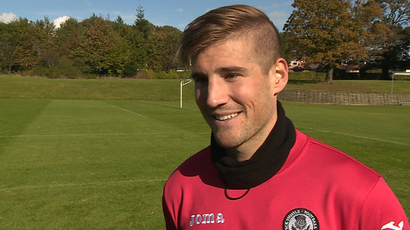 Partick Thistle new boy says special bond with Charlie Miller sealed move