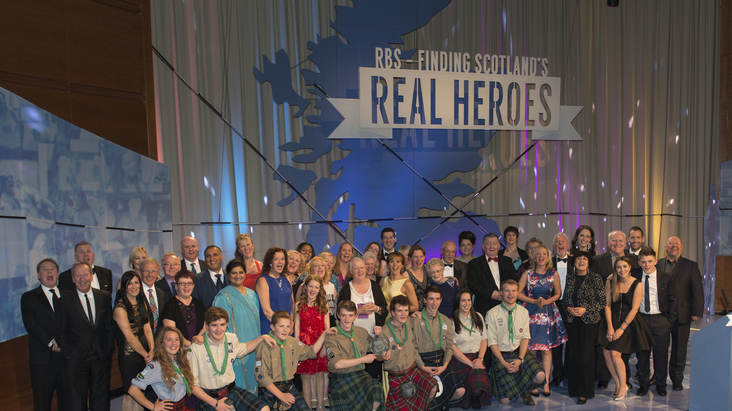 RBS Finding Scotland's Real Heroes - The Awards
