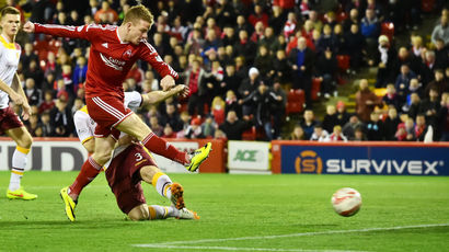 Watch highlights of Aberdeen's narrow 1-0 win over struggling Motherwell