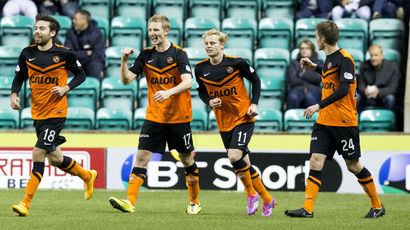 McNamara: Dundee United played best football of season in shootout win