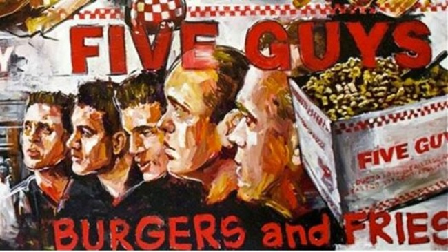 Five Guys to open Dundee burger bar in three weeks time