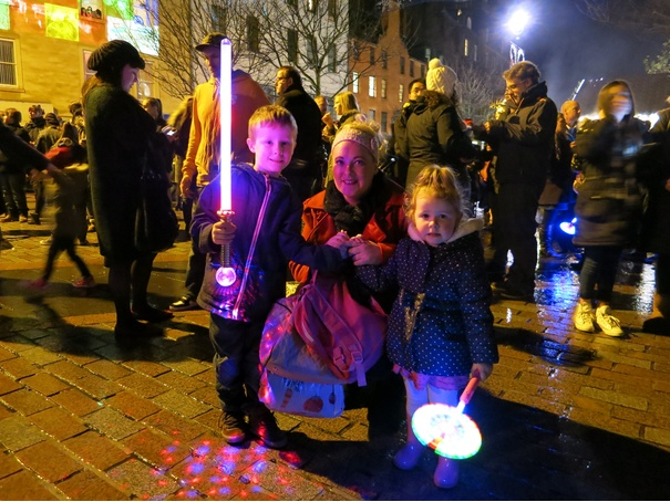 Dundee Christmas Light Night in pictures | STV Dundee | Dundee