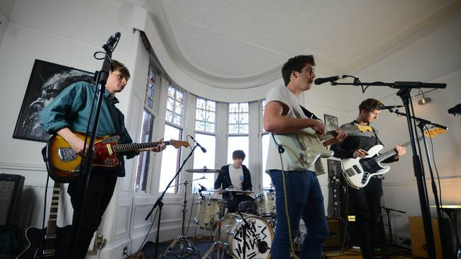 Tenement Tv Offering Chance To Host Living Room Gig In December
