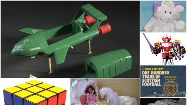 Your favourite Christmas toys from days gone by
