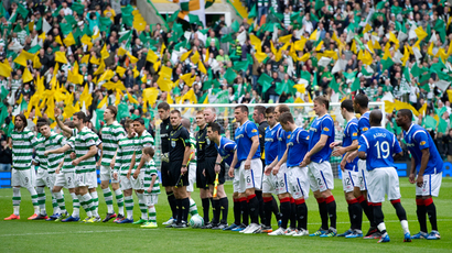 Sunday lunchtime date at Hampden for Old Firm League Cup semi-final