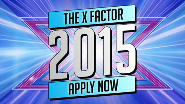 Apply for the X Factor 2015