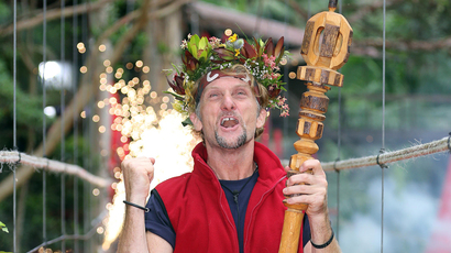 Foggy wins I'm A Celebrity...Get Me Out Of Here! 2014
