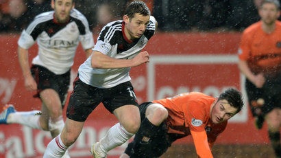 Peter Pawlett: Dons' trip to Tannadice is the one I relish the most