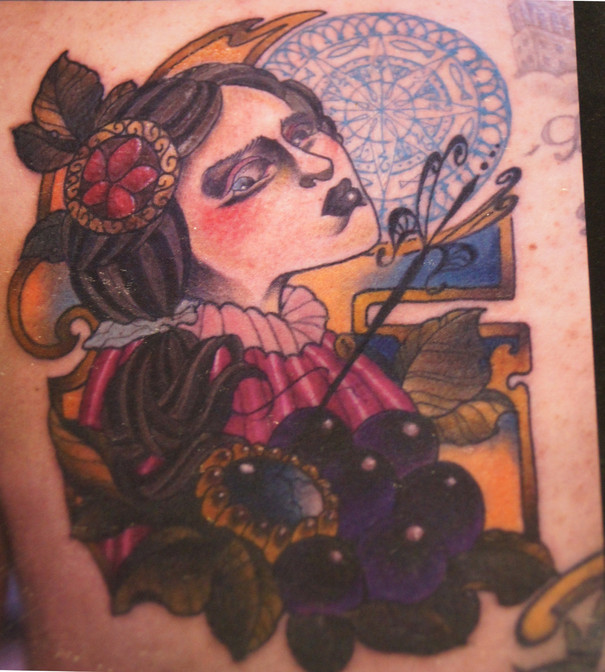 Rebel Ink Tattoos: Japanese Tattoo Artist Peco Matsuo Takes Guest Spot At