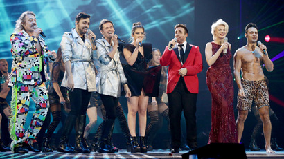 Stevi ritchie chloe jasmine chico and wagner on x factor - Diva fever x factor ...