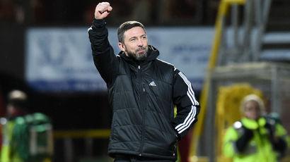 Derek McInnes: I've no interest in Rangers job, I'm happy at Aberdeen