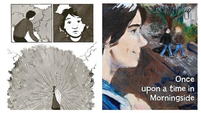 Comic takes a magical tour of Morningside via Kickstarter