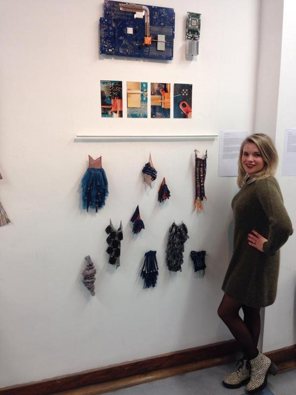 Djcad Students Funding Campaign For Trip To New Designers