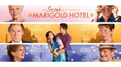 Moviejuice episode three: Second Best Exotic Marigold Hotel and Focus