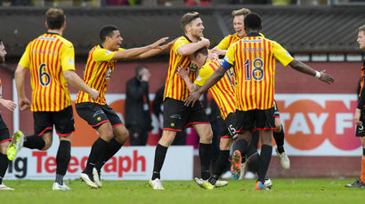 Archibald: Partick Thistle reaction against United was badly needed