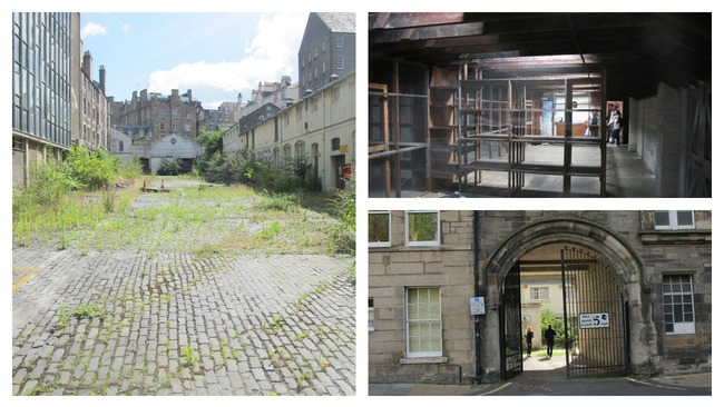 Former Grassmarket depot to host 2015 Hidden Door festival