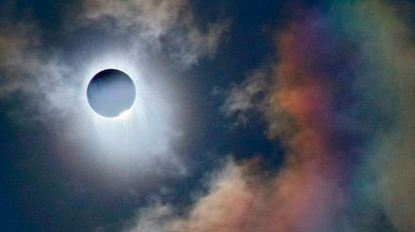 Tips on how to get that perfect shot of the solar eclipse