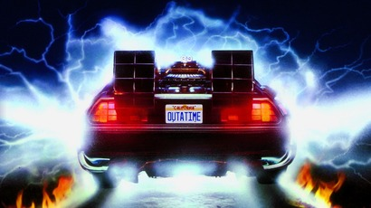 Back to the Future is a trademark and copyright of Universal Studios and U-Drive Joint Venture. Licensed by Universal Studios Licensing LLC. All Rights Reserved.