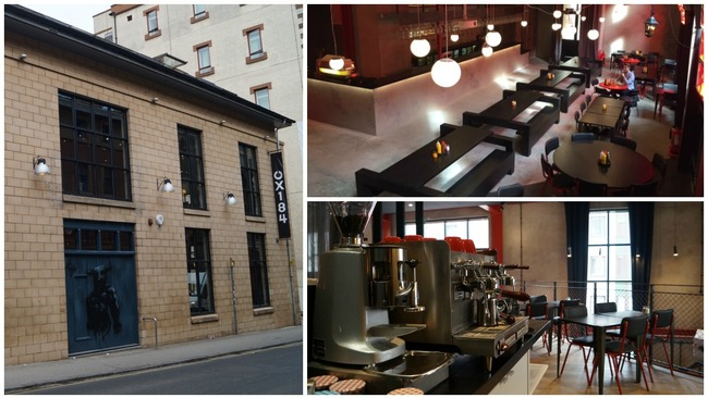 Ox184 Bar And Restaurant Opens In Edinburgh S Cowgate