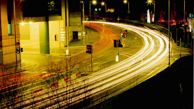 Edinburgh traffic congestion worsening according to satnav data
