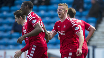 See Aberdeen end Kilmarnock's top-six hopes with 2-1 win at Rugby Park