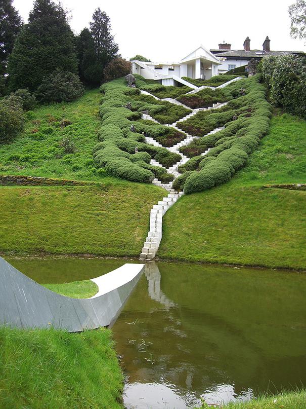charles jenkins garden of cosmic speculation portak house on sunday may 3 stv glasgow glasgow. Black Bedroom Furniture Sets. Home Design Ideas
