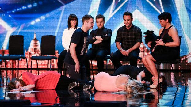 Hypno Dog Britain S Got Talent Semi Final