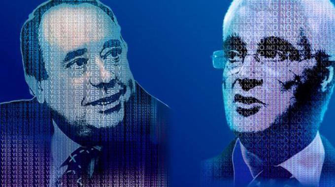 Salmond & Darling - The Debate - Thu 01 Jan, 1.00 am