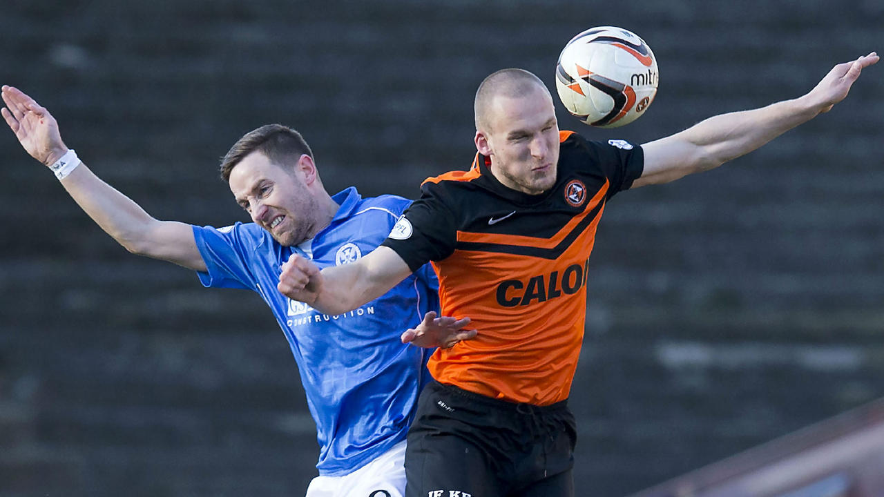 Why goal difference could be key for dundee united at st for A t the salon johnstone