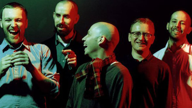 Mogwai: one of 20 artists in contention for first ever SAY award