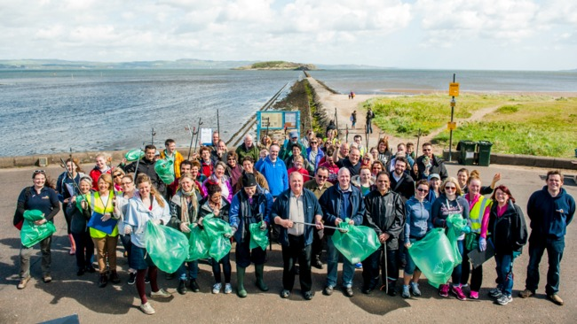 Great British Beach Clean volunteers needed this weekend