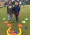 Bowls Scotland Trick Shot Challenge