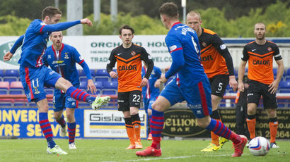 Hughes: Inverness owed 'scintilating' display to rest of the league