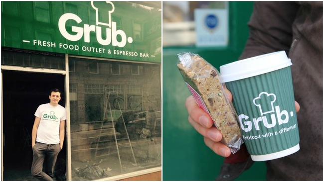 Popular panini haunt Grub to open third shop on Schoolhill