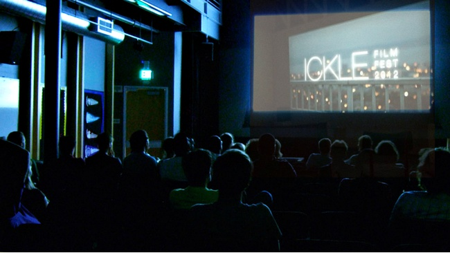 Ickle Fest: Dundee's cinema celebration with a difference